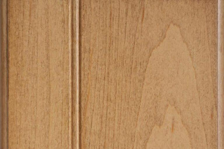 Autumn Stain on Hard Maple wood
