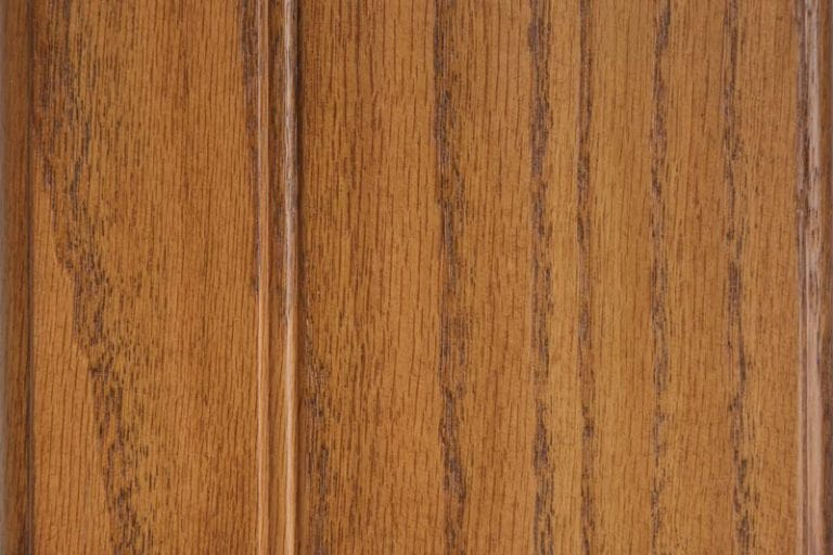 Autumn Stain on Red Oak wood