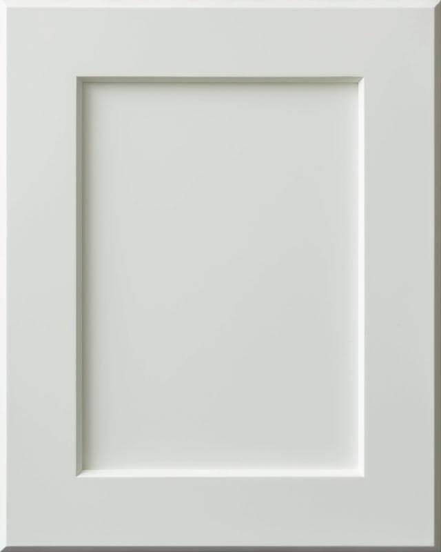 Birmingham White Dove door style