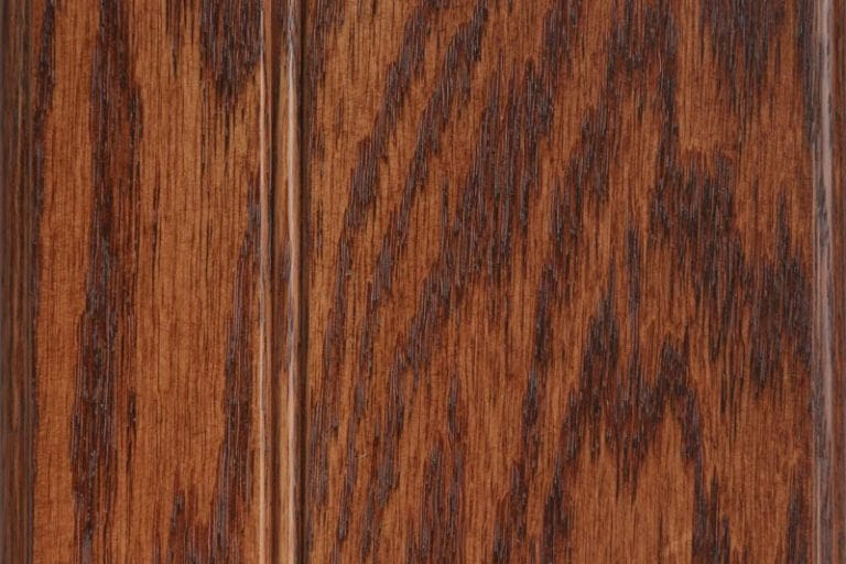 Chestnut Stain on Red Oak wood