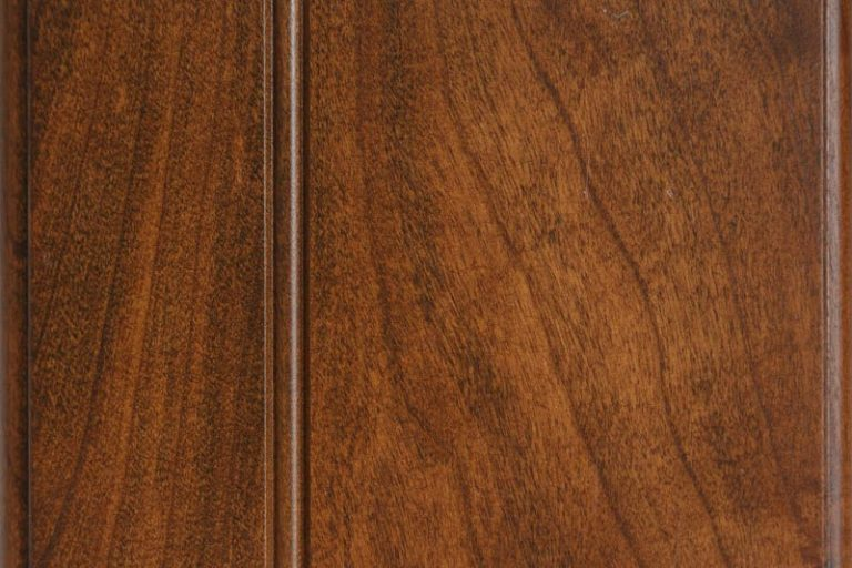 Colonial Stain on Cherry wood