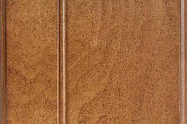 Colonial Stain on Hard Maple wood