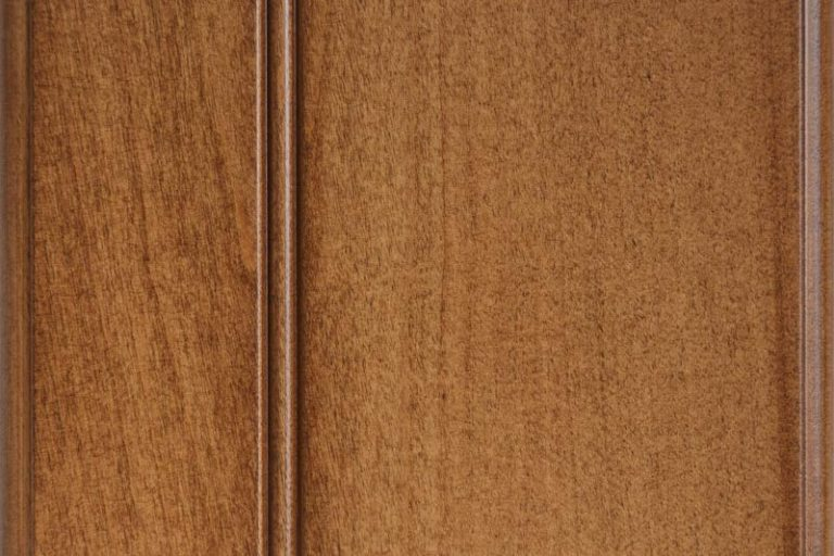 Colonial Stain on Soft Maple wood