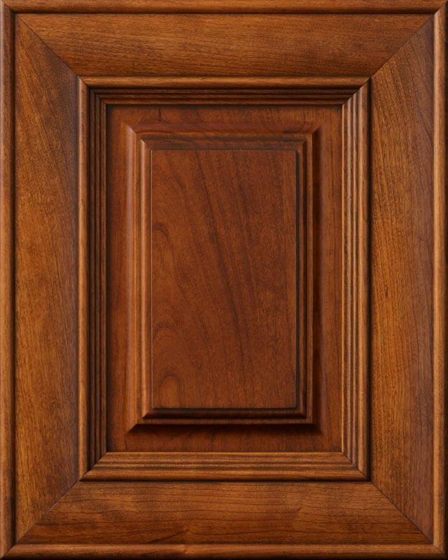 Coventry Russett Glazed door style
