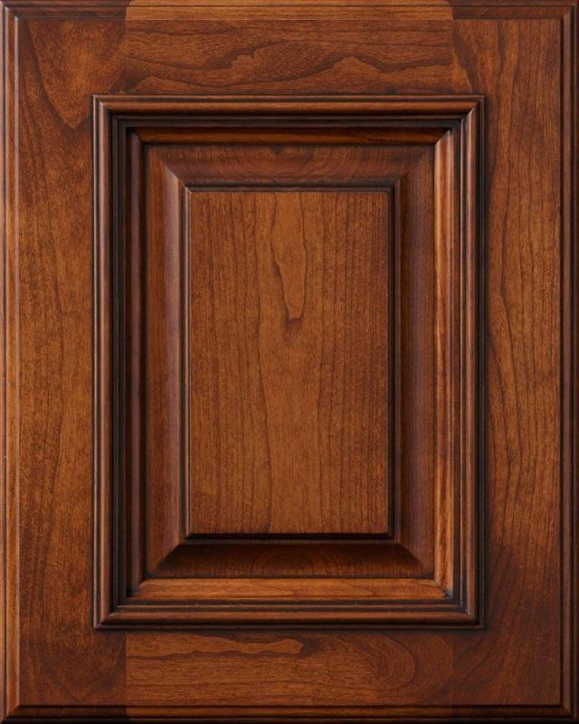 Derby Cinnamon Glazed door style
