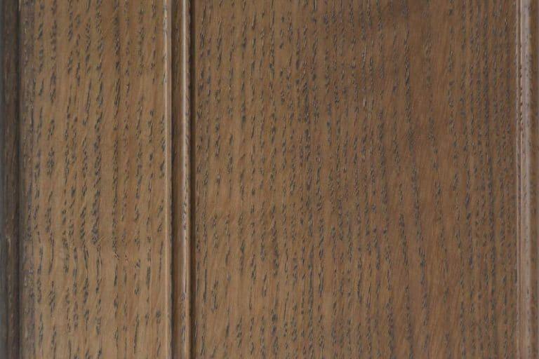 Driftwood Stain on Quarter Sawn White Oak wood