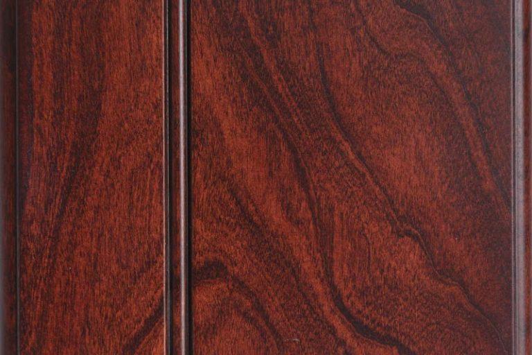 Elite Cherry Glazed Stain on Cherry wood