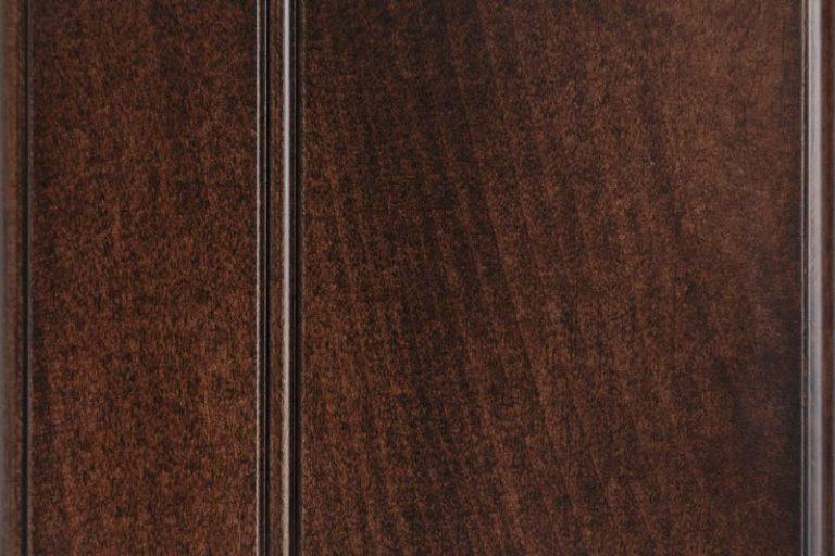 Espresso Stain on Hard Maple wood