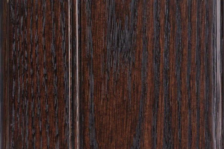 Espresso Stain on Red Oak wood