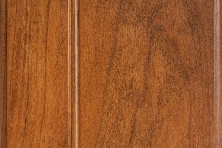 Ginger Stain on Cherry wood