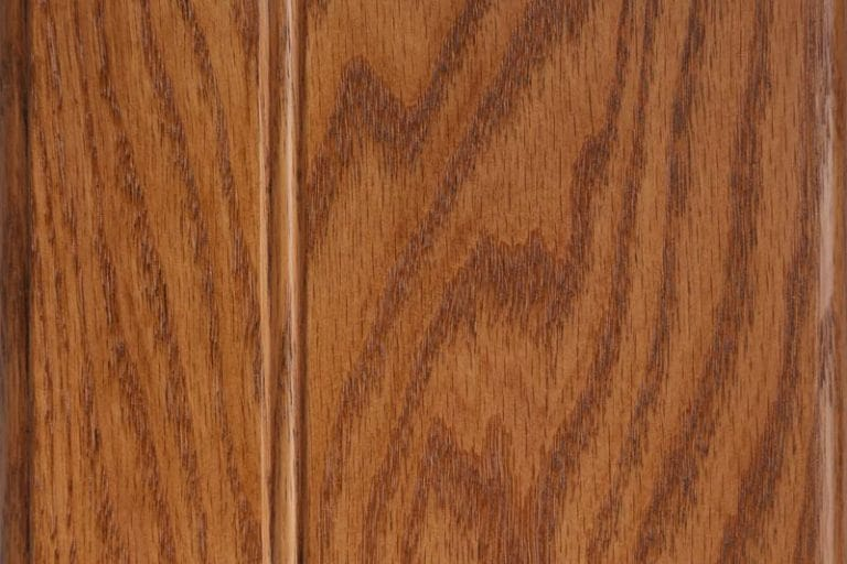 Ginger Stain on Red Oak wood
