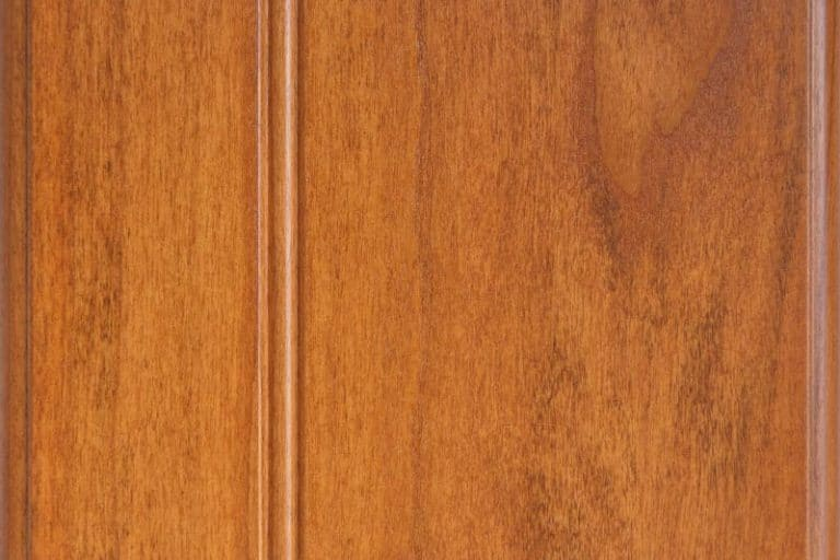 Harvest Gold Stain on Cherry wood