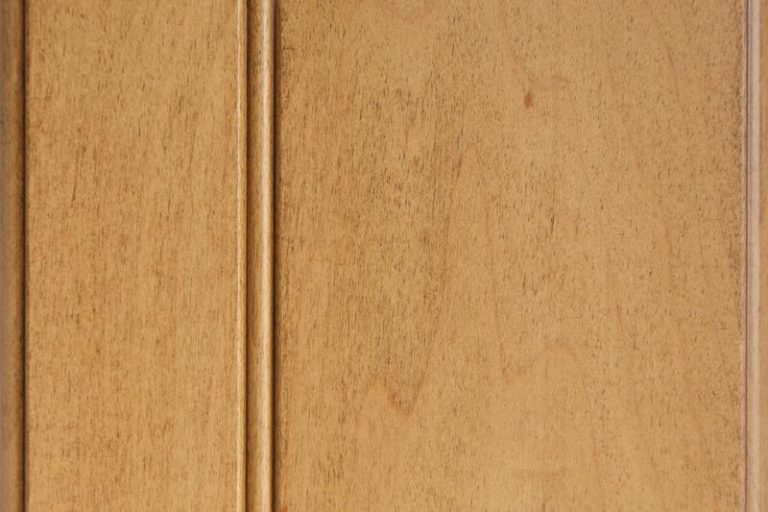 Harvest Gold stain on Hard Maple wood