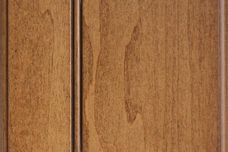 Hearthside Glazed Stain on Hard Maple wood