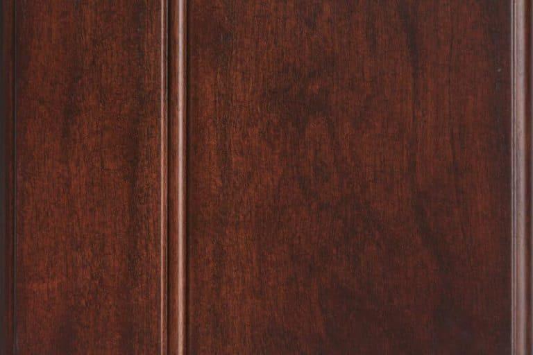 Heirloom Stain on Cherry wood