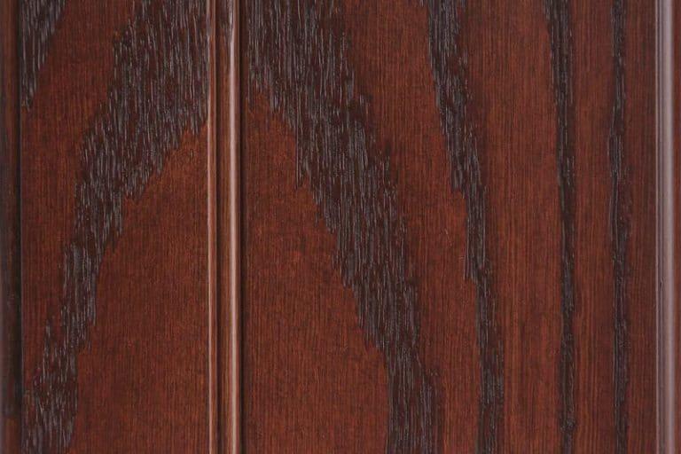 Heirloom Stain on Red Oak wood