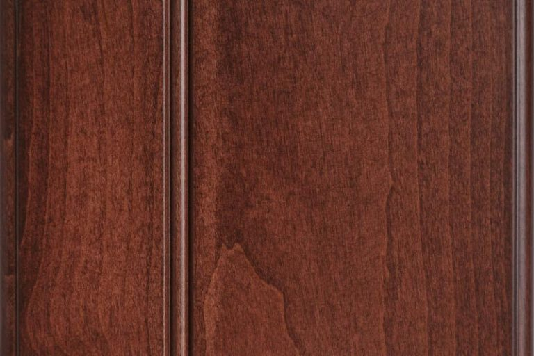 Heirloom Stain on Soft Maple wood