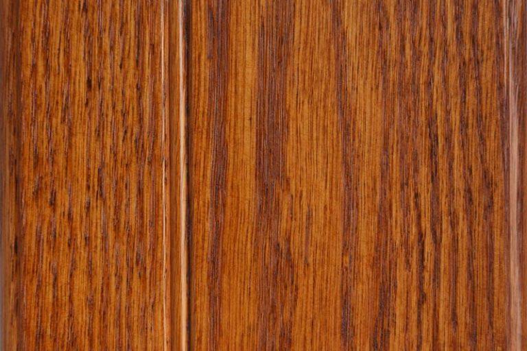 Honey Stain on Red Oak wood