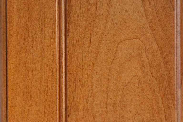 Honey Stain on Soft Maple wood