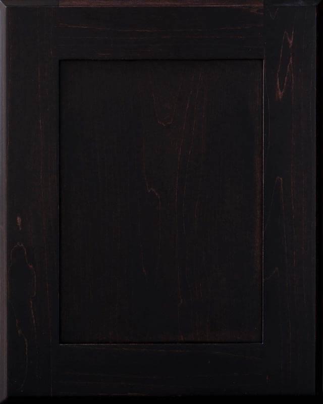 Monmouth Ebony door style