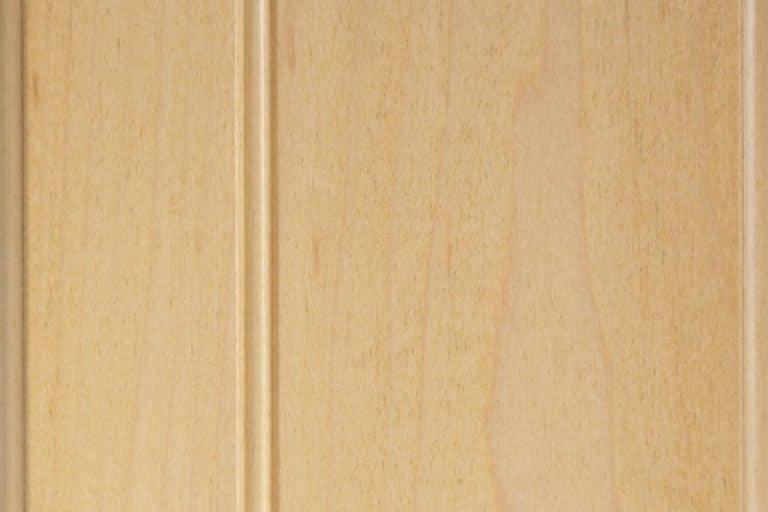 Nutmeg Stain on Hard Maple wood