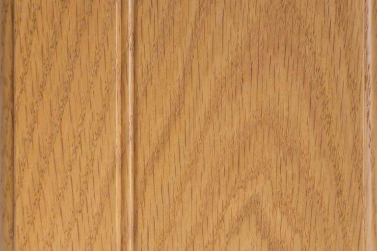 Nutmeg Stain on Red Oak wood
