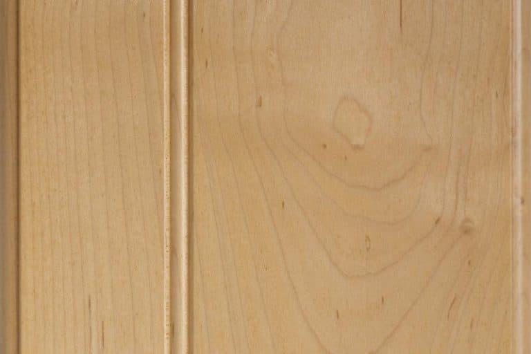 Nutmeg Stain on Soft Maple wood