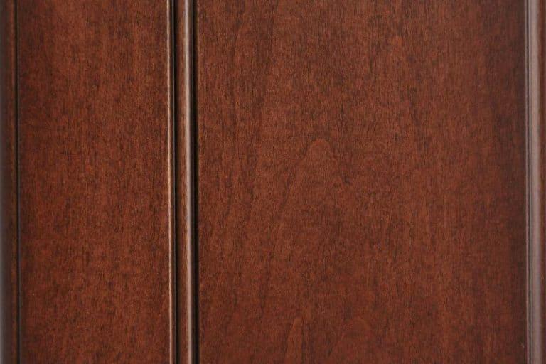 Royal Glazed Stain on Hard Maple wood