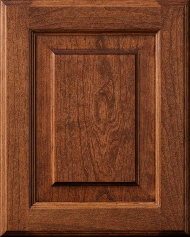 Rugby Chestnut door style