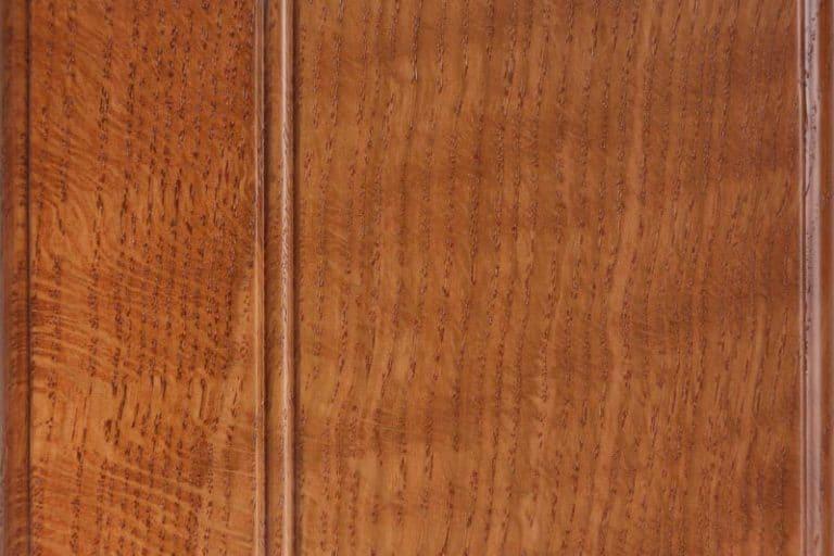 Washington Stain on Quarter Sawn White Oak wood